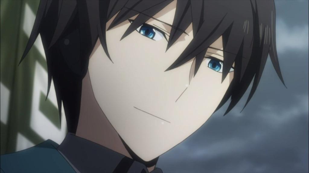 Тацуя Шиба арты персонажа из аниме (12)