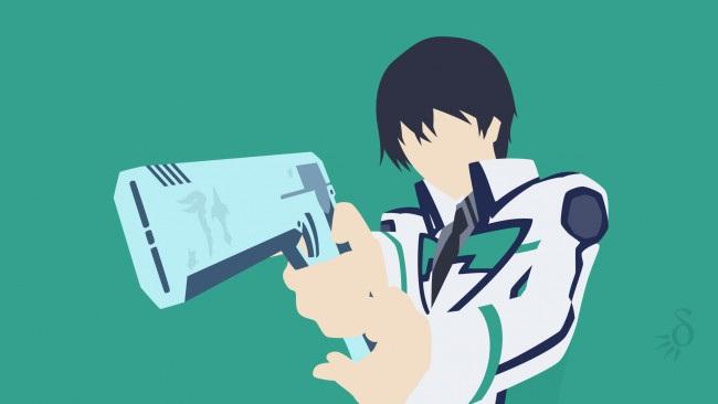 Тацуя Шиба арты персонажа из аниме (3)