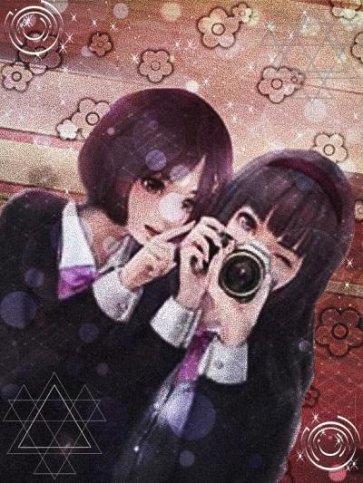 Топовые картинки из аниме лучшие подруги (13)