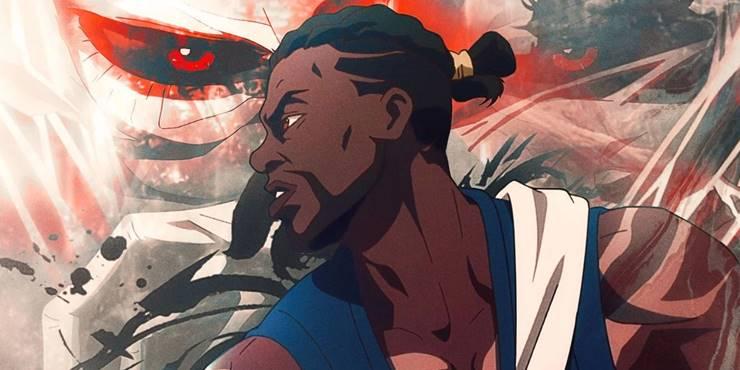 Ясуке, черный самурай