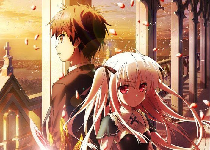 Абсолютный Дуэт красивые картинки из аниме (3)