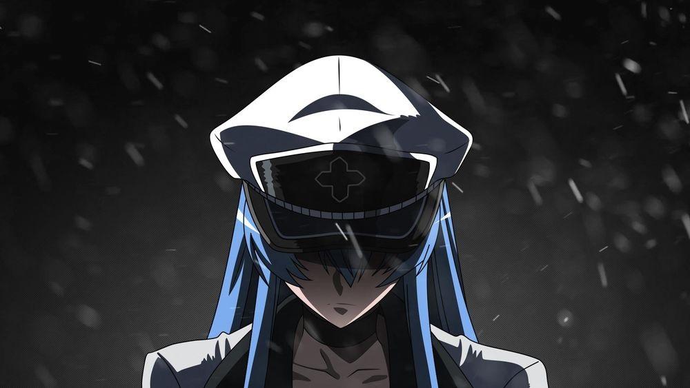 Эсдес арты и картинки из аниме Убийца Акаме (17)