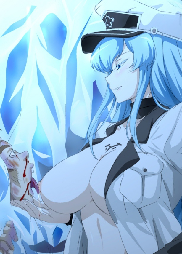 Эсдес арты и картинки из аниме Убийца Акаме (6)