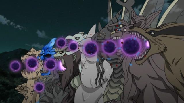 Фото Хвостатые звери из аниме Наруто (16)