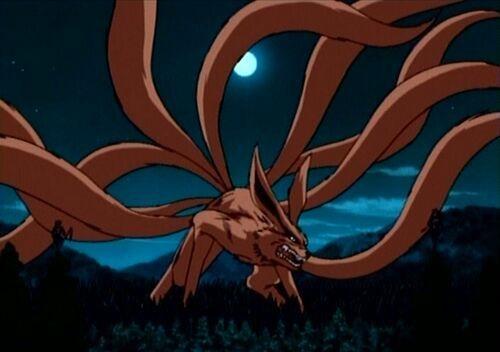 Фото Хвостатые звери из аниме Наруто (19)