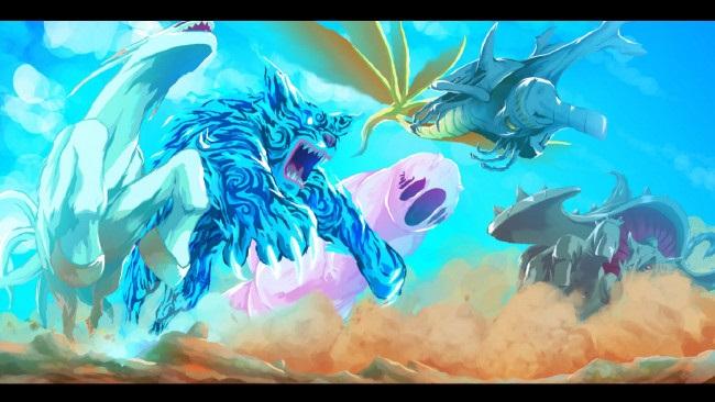 Фото Хвостатые звери из аниме Наруто (9)