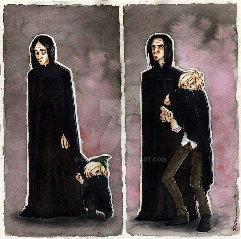 Гарри и Драко арты 2021 год (13)