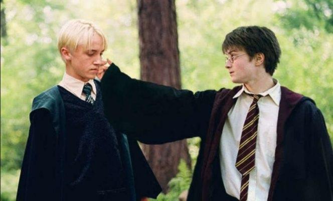 Гарри и Драко арты 2021 год (15)