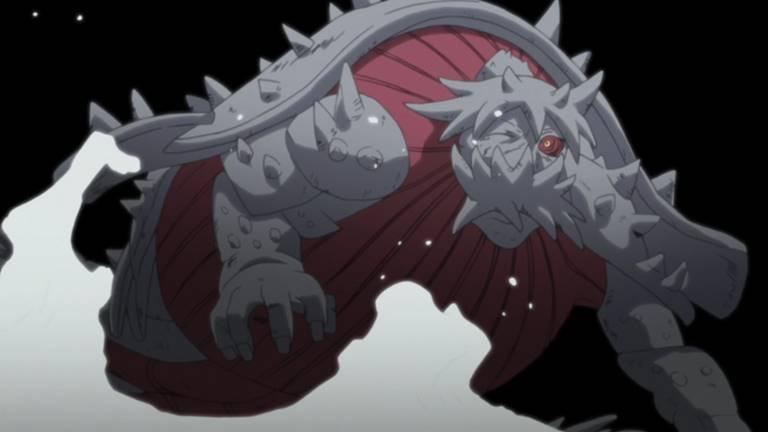 Исобу — Треххвостый зверь