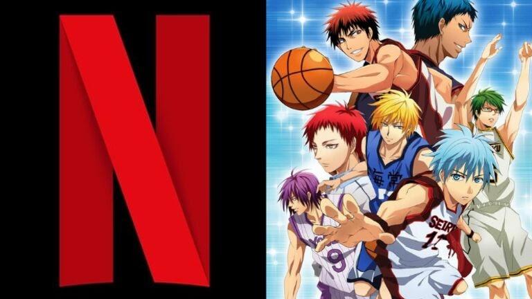 Когда на Netflix выйдет третий сезон сериала Баскетбол Куроку