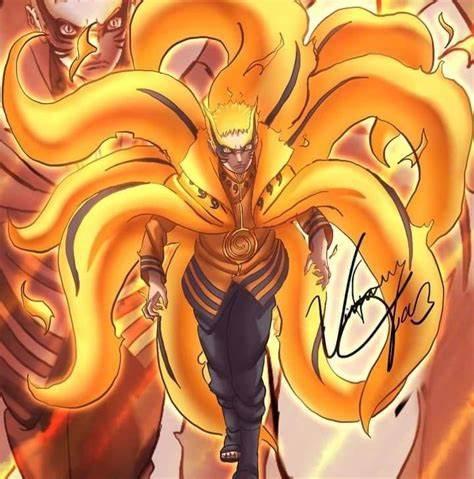 Кто самый могущественный персонаж во всей франшизе Наруто 3