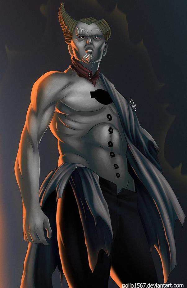 Кто самый могущественный персонаж во всей франшизе Наруто 4