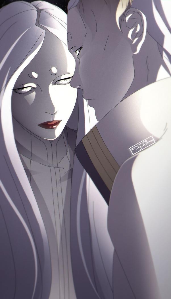 Кто самый могущественный персонаж во всей франшизе Наруто
