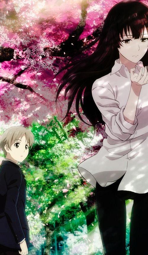 Kujou Sakurako красивые арты персонажа (11)