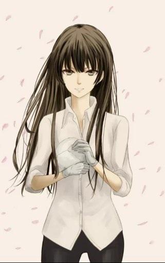 Kujou Sakurako красивые арты персонажа (3)