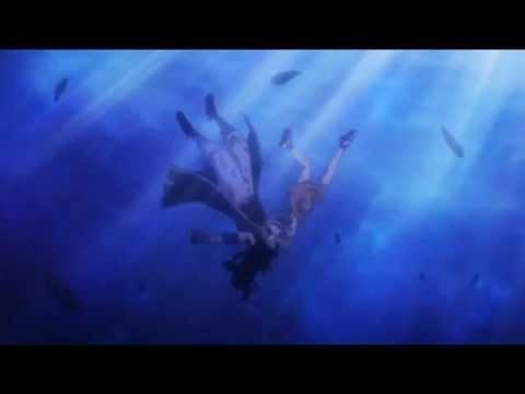 Леви и Гажил поцелуй (7)