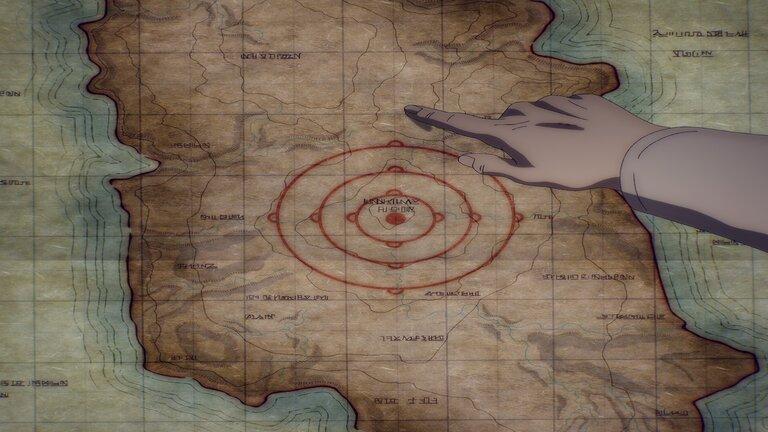 Место на карте Райский остров