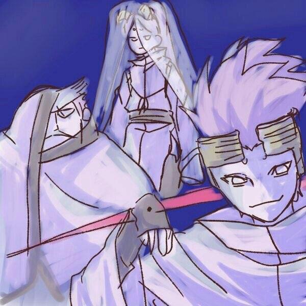 Момошики и Киншики из Наруто (10)