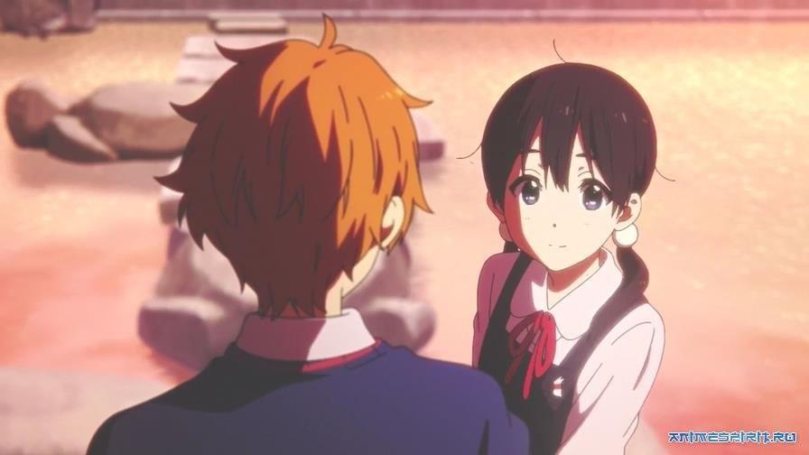 Мотидзо и Тамако   очень красивые картинки этой парочки (21)