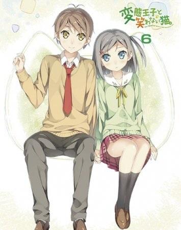 Мотидзо и Тамако   очень красивые картинки этой парочки (5)