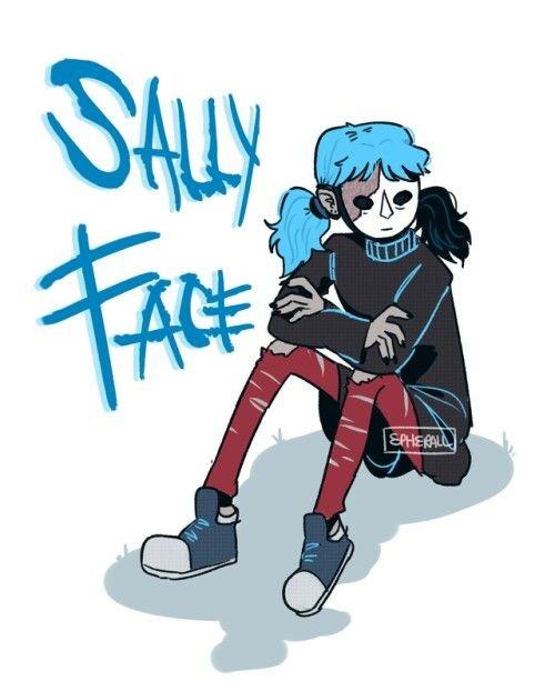 Салли Кромсали арт картинки в хорошем качестве (5)