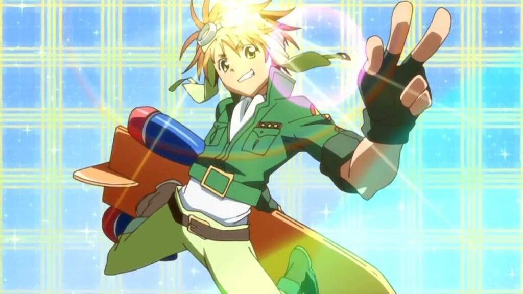 Топ картинки Кукай Сома из аниме Чара хранители! (1)