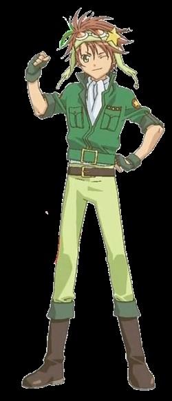 Топ картинки Кукай Сома из аниме Чара хранители! (22)