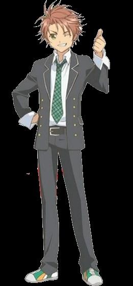 Топ картинки Кукай Сома из аниме Чара хранители! (23)