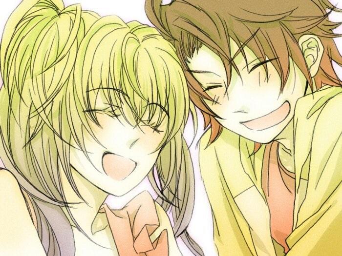 Топ картинки Кукай Сома из аниме Чара хранители! (24)