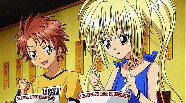 Топ картинки Кукай Сома из аниме Чара хранители! (4)