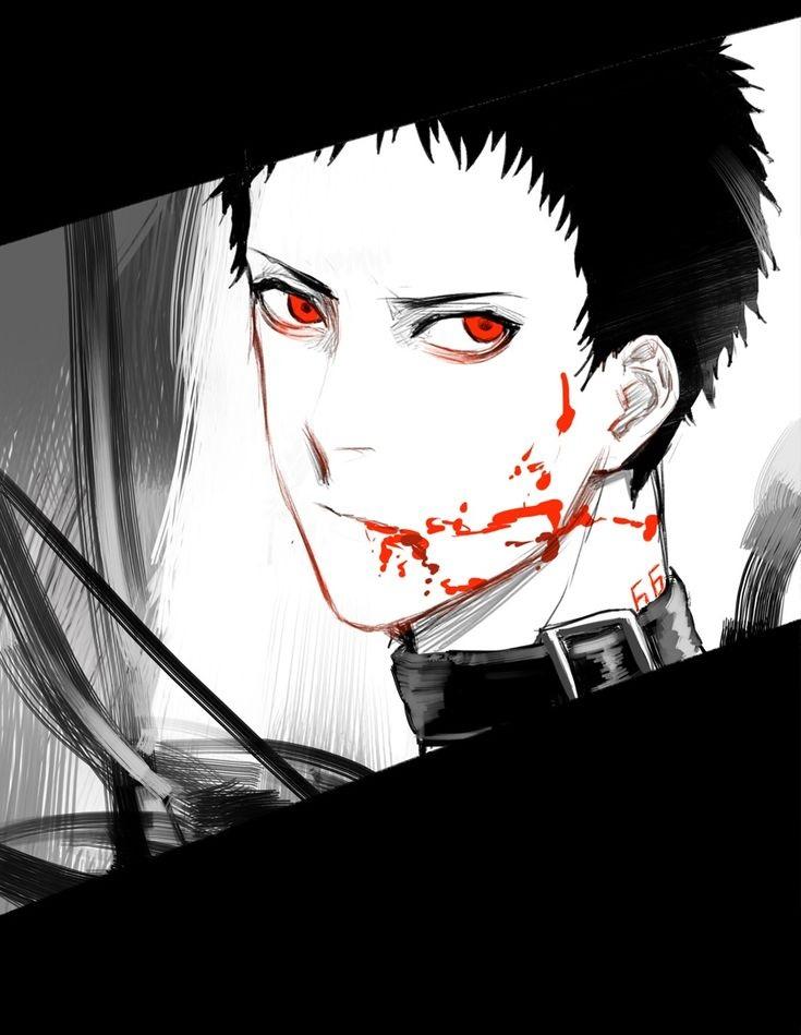 Зомбимен из аниме Ванпанчмен   крутые арты персонажа (15)