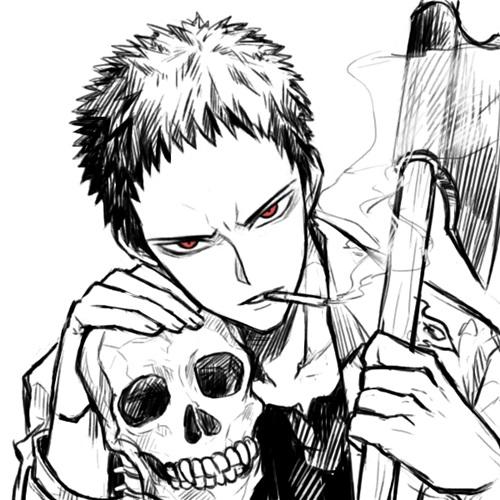 Зомбимен из аниме Ванпанчмен   крутые арты персонажа (18)