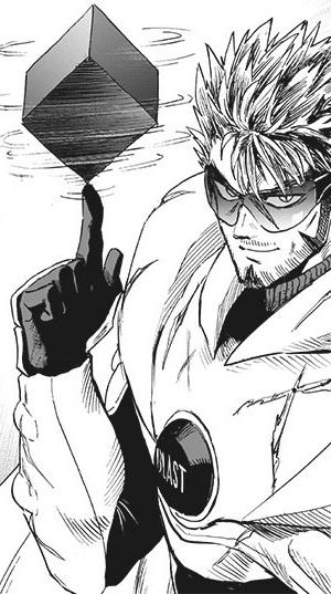 Зомбимен из аниме Ванпанчмен   крутые арты персонажа (23)