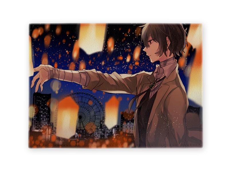 Арты персонажа Дадзай Осаму (17)