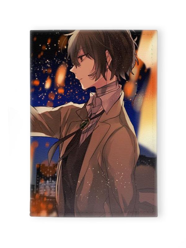 Арты персонажа Дадзай Осаму (20)