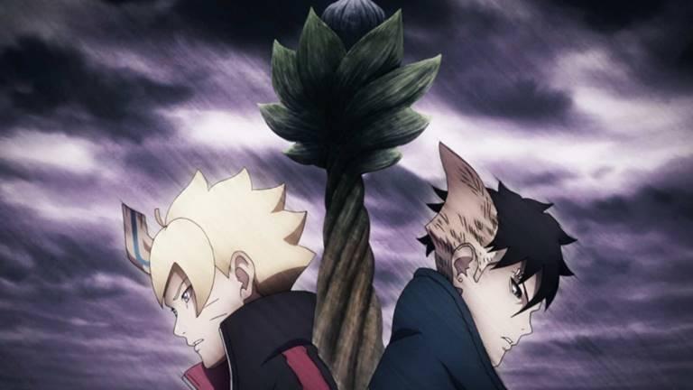 Боруто — 214 серия аниме