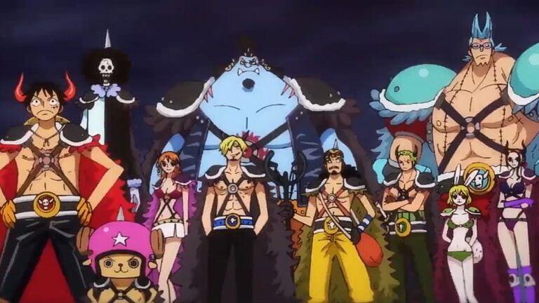 Дата выхода One Piece Эпизод 989