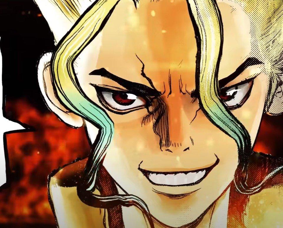 Доктор Стоун Глава 206 Хит серия манги возвращается после трехнедельного перерыва