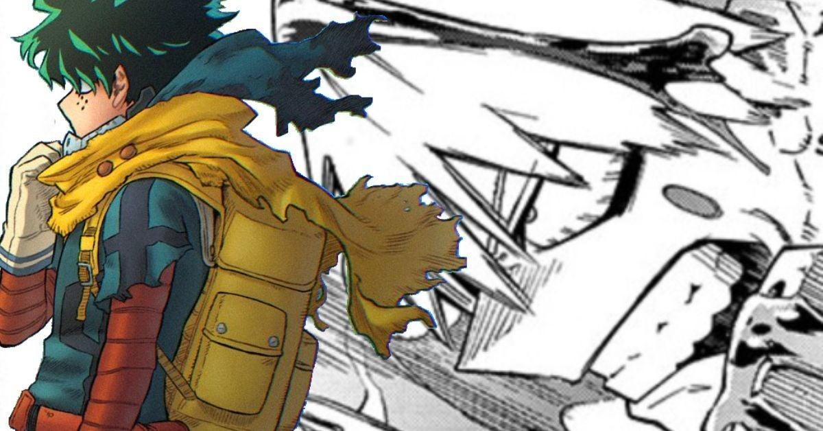 Моя геройская академия раскрывает трудное решение Бакуго относительно Изуку