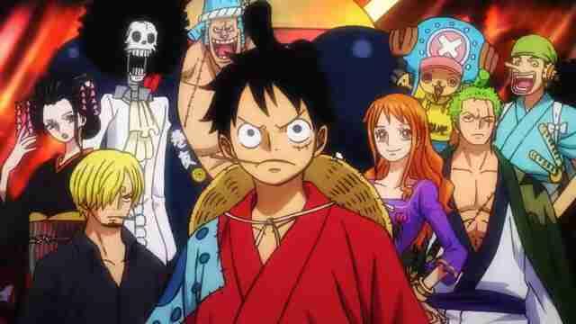 One Piece Глава 1023 Дата выхода