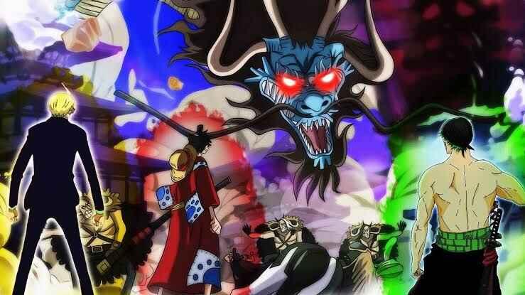 One Piece серия 989   Дата выхода, спойлеры