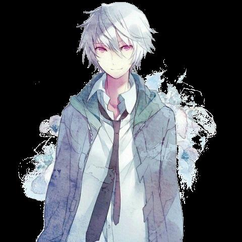 Темноволосый парень аниме картинки   сборка (8)