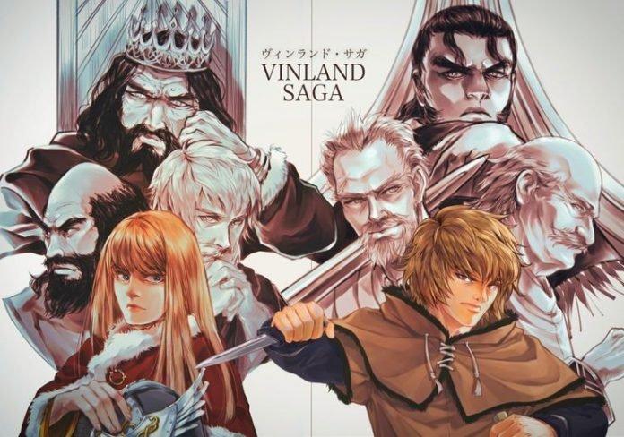 Vinland Saga Глава 186
