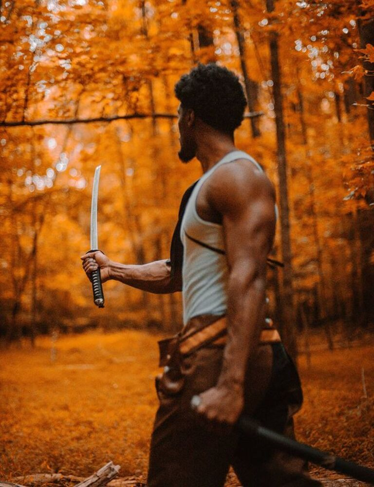 Ями Сукэхиро Косплей от Майкла фото 1