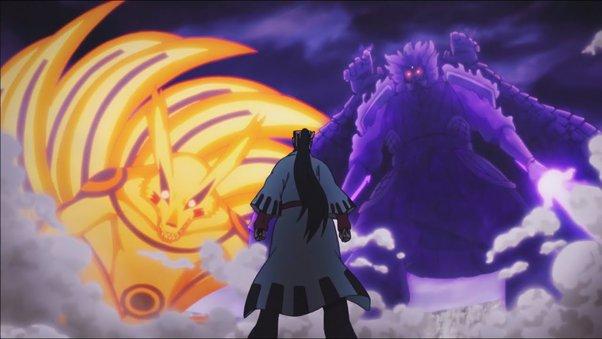 Что Наруто и Саске могли бы сделать иначе, чтобы выиграть битву с Джигеном 2