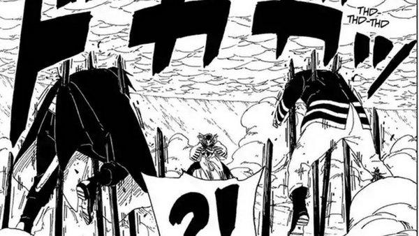 Что Наруто и Саске могли бы сделать иначе, чтобы выиграть битву с Джигеном