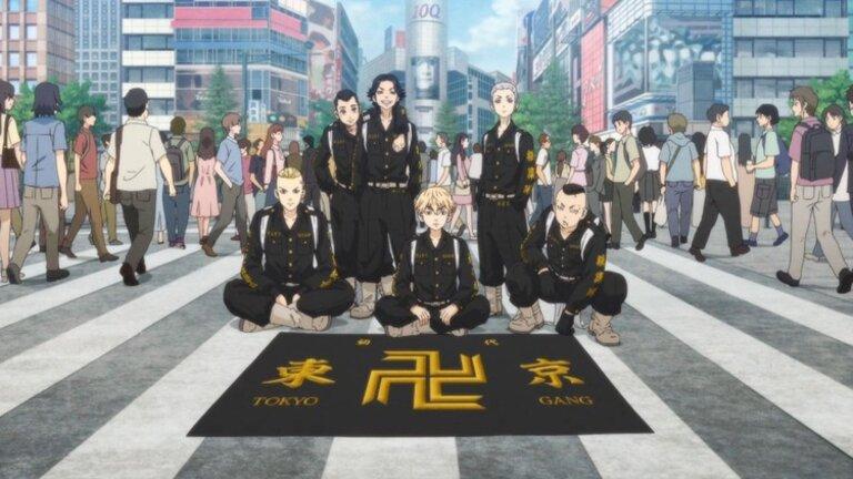 Команда токийские мстители