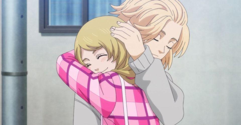 Мики и Эма токийские мстители