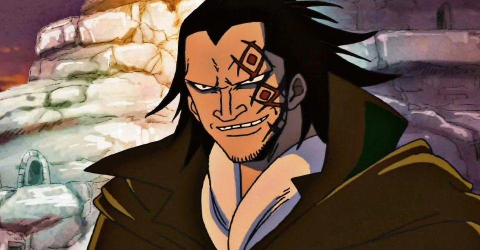 One Piece: Кто отец Луффи?