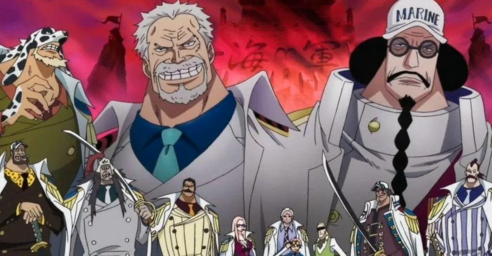 One Piece: Почему морпехи такие ужасные?